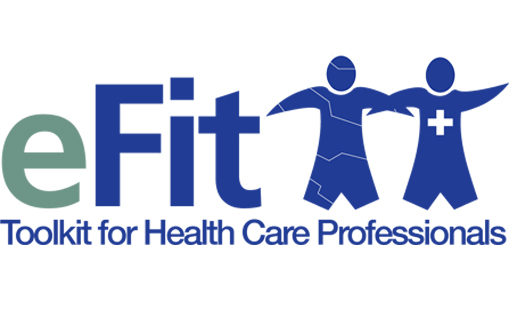 eFit Resources for Health Care Professionals