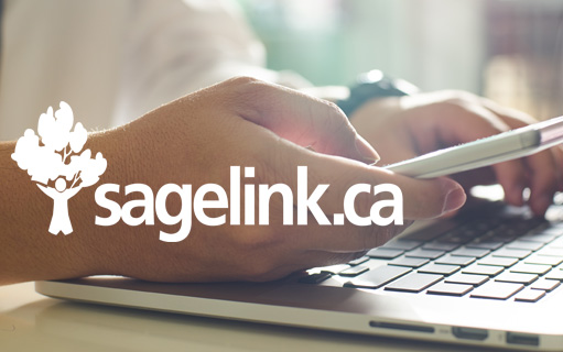 saglink.ca new site announcement